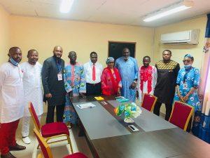 Développement local : Les Mutuelles Réunies S.A. reçu par le Super Maire de Maroua_LMR